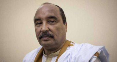 إيداع الرئيس الموريتاني السابق محمد ولد عبد العزيز السجن image