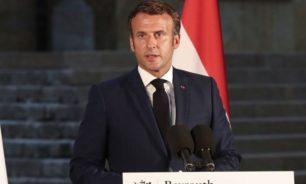ماكرون يفرض على لبنان الإنقاذ: تدويل ينسف الطبقة! image