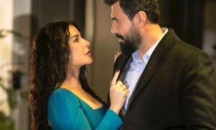 بين ماغي ابو غصن وممثل سوري image