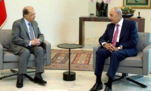 هل يعيد الرئيس عون الكَرّة ويتصل بالرئيس بري؟ image