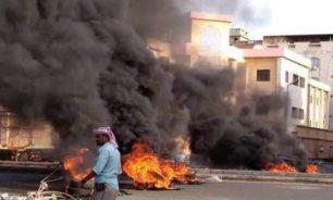 احتجاجا على سوء الأوضاع.. طريق المنية -العبدة مقطوعة! image