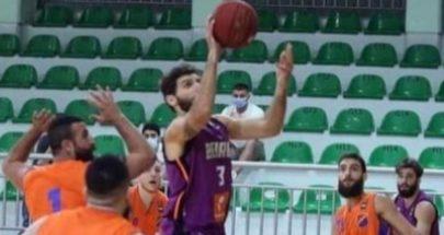 سلة لبنان: بيروت يتخطى هومنتمن بعد مباراة غريبة image