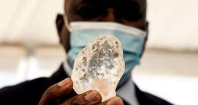 العثور على ثالث أكبر قطعة ألماس في العالم.. قيمتها لا تصدق! image