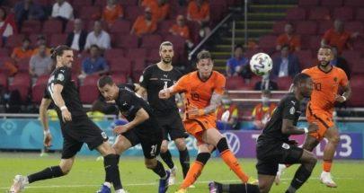 كأس أوروبا: هولندا تلحق بإيطاليا وبلجيكا إلى ثمن النهائي image