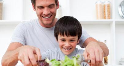 لِتشجيع الآباء على تناول هذه المأكولات image
