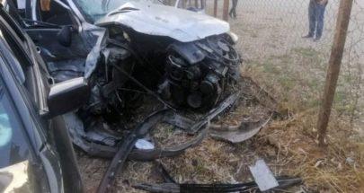 6 جرحى في حادث مروري على طريق النبطية الفوقا image