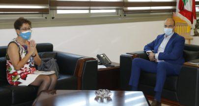 ممثلة اليونيسف في وزارة الصحة: لاستمرار الشراكة لدعم المرأة والطفل image