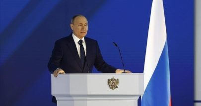 بوتين: اقتراب الناتو من حدود روسيا أمر مقلق.. image