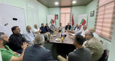 """لقاء بين """"الديمقراطي"""" و """"حزب الله"""" وتأكيد على التحالف والتنسيق image"""