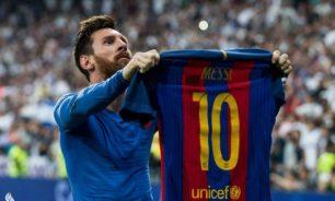 سر غياب ميسي عن تقديم قميص برشلونة الجديد image