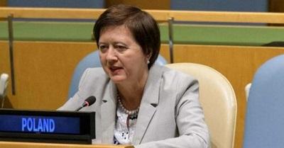 فرونتسكا: الأمم المتحدة تبذل ما في وسعها للتخفيف من حدة الأزمة في لبنان image