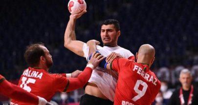 """انتصار """"ساحق"""" لمنتخب كرة اليد المصري في طوكيو image"""
