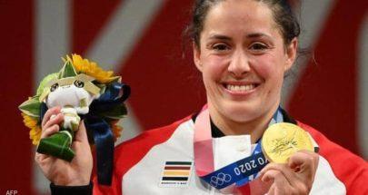 كندية تقتنص ذهبية أولمبية في رفع الأثقال image