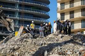 ارتفاع حصيلة قتلى المبنى المنهار في فلوريدا image