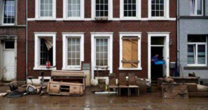 عواصف رعدية شديدة تضرب بلجيكا بعد أيام على فيضانات أودت بـ36 شخصا image