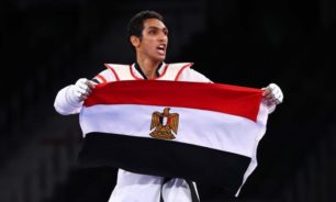 سيف عيسى يمنح مصر ثاني ميدالية برونزية image