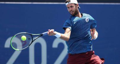 أولمبياد طوكيو - كرة مضرب: الروسي خاشانوف يعبر إلى ربع النهائي image
