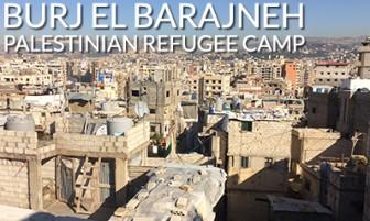 يوم صحي مجاني في مخيم برج البراجنة image