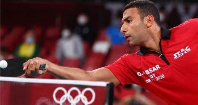 أولمبياد طوكيو لكرة الطاولة: المصري عصر إلى ربع النهائي image