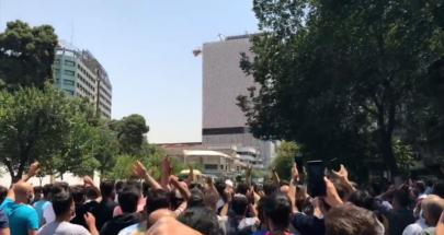 إيران تواصل الاحتجاجات .. إعتقالات ووفيات image
