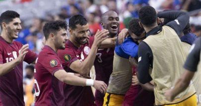 قطر تتخطى السلفادور وتبلغ نصف نهائي الكأس الذهبية image