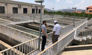 رئيس اتحاد بلديات جبل عامل زار محطة معالجة المياه في الطيبة: لإعادة تأهيلها image
