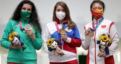 بوتين يهنئ صاحبة الميدالية الذهبية الأولى للمنتخب الروسي في أولمبياد طوكيو image