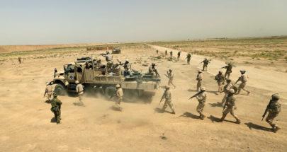 """في العراق... عملية عسكرية جديدة لملاحقة """"داعش"""" بشمال البلاد image"""