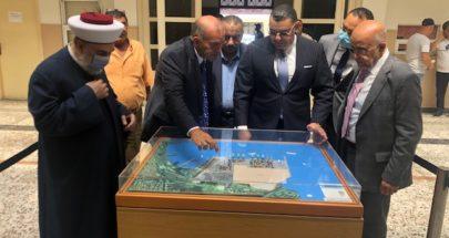 السفير المصري بحث مع تامر مشروع تطوير مرفأ طرابلس image