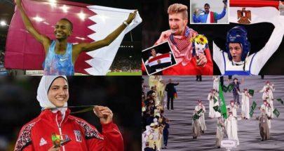 اليوم... أبرز مواجهات الرياضيين العرب في أولمبياد طوكيو image