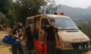 سقط في نهر يحشوش... والدفاع المدني أنقذه image