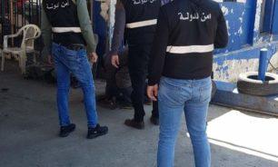 دورية من أمن الدولة ضبطت مخالفتين في محطة للوقود وسوبرماركت في الكورة image