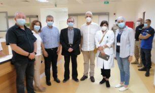 البزري: ندعو المنظمات الانسانية للتعاون مع وزارة الصحة image