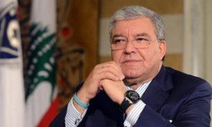 """المشنوق: """"ما كنت بعرف شو النيترات"""" image"""
