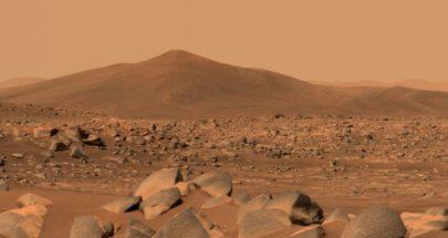 دراسة قد تنسف فرضية وجود حياة على كوكب المريخ image