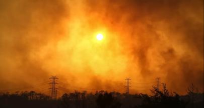 أنطاليا تحترق image