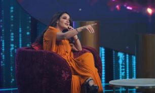 """ديانا حداد إيجابية وطموحة في برنامج """"مشاهير"""" على تلفزيون دبي image"""