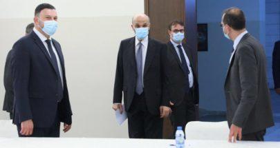 جعجع يلتقي وفداً من مجلس الشيوخ الفرنسي image