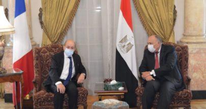 فرنسا ومصر: لتشكيل الحكومة اللبنانية في أسرع وقت image