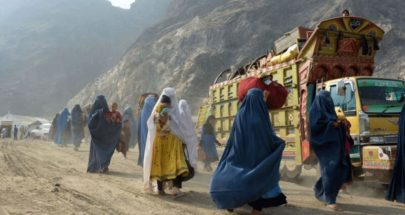 واشنطن تخصص 100 مليون دولار لدعم اللاجئين في أفغانستان image