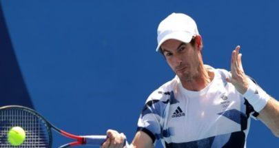 كرة مضرب- طوكيو: موراي ينسحب زفيريف يتقدم وخروج صفوات من الدور الاول image