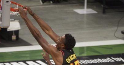 لاعب اتلانتا اوكونغو يغيب ستة اشهر عن الفريق image