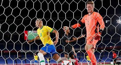 """""""هاتريك"""" ريتشارليسون يمنح البرازيل نقاط ألمانيا الصعبة image"""