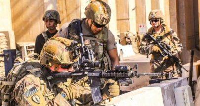 محادثات بين واشنطن وبغداد بشأن الوجود العسكري الأميركي بالعراق image