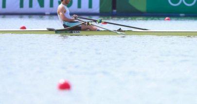 السعودي علي رضا والعراقي رياض لربع نهائي التجذيف بالأولمبياد image