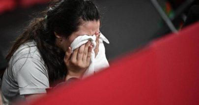 خروج السورية ظاظا أصغر مشاركة في أولمبياد طوكيو image