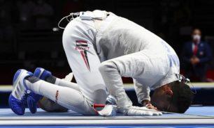 أولمبياد طوكيو.. المصري عامر يطيح بحامل فضية ريو 2016 image