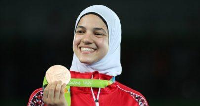بعد فوزها بأول برونزية في أولمبياد طوكيو... هداية ملاك تعلّق image