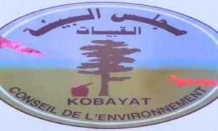 تقرير لمجلس البيئة في القبيات عن مجريات الحرائق في منطقة عكار image