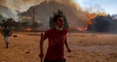 لم تخمد منذ أسبوع.. كيف تهدد الحرائق قصر أردوغان؟ image